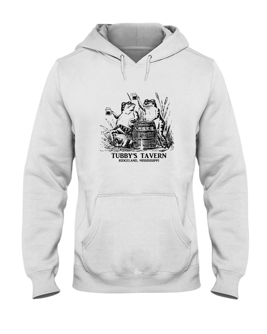 Tubby's Tavern - Ridgeland Mississippi Hooded Sweatshirt