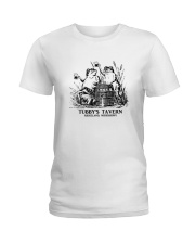 Tubby's Tavern - Ridgeland Mississippi Ladies T-Shirt tile