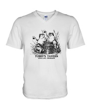 Tubby's Tavern - Ridgeland Mississippi V-Neck T-Shirt thumbnail