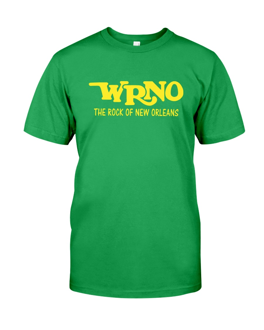 WRNO The Rock of New Orleans Classic T-Shirt