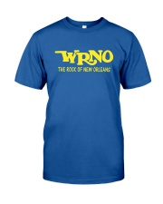 WRNO The Rock of New Orleans Classic T-Shirt tile
