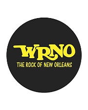 WRNO The Rock of New Orleans Circle Coaster tile