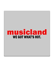 Musicland - We Got What's Hot Square Coaster thumbnail