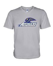Los Angeles Avengers V-Neck T-Shirt thumbnail