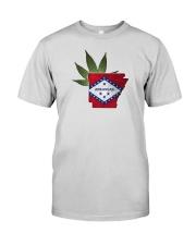 Arkansas - Marijuana Freedom Premium Fit Mens Tee thumbnail