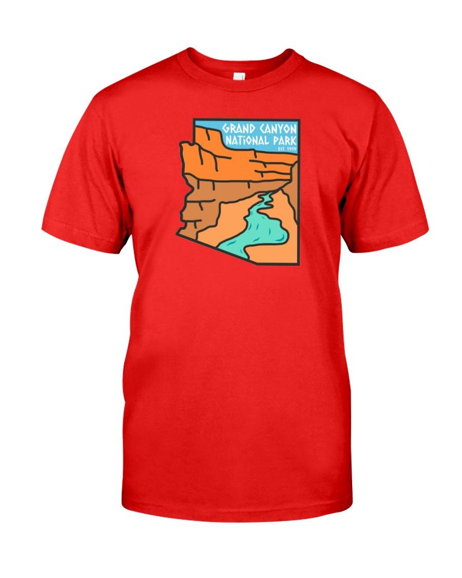 Grand Canyon National Park Classic T-Shirt
