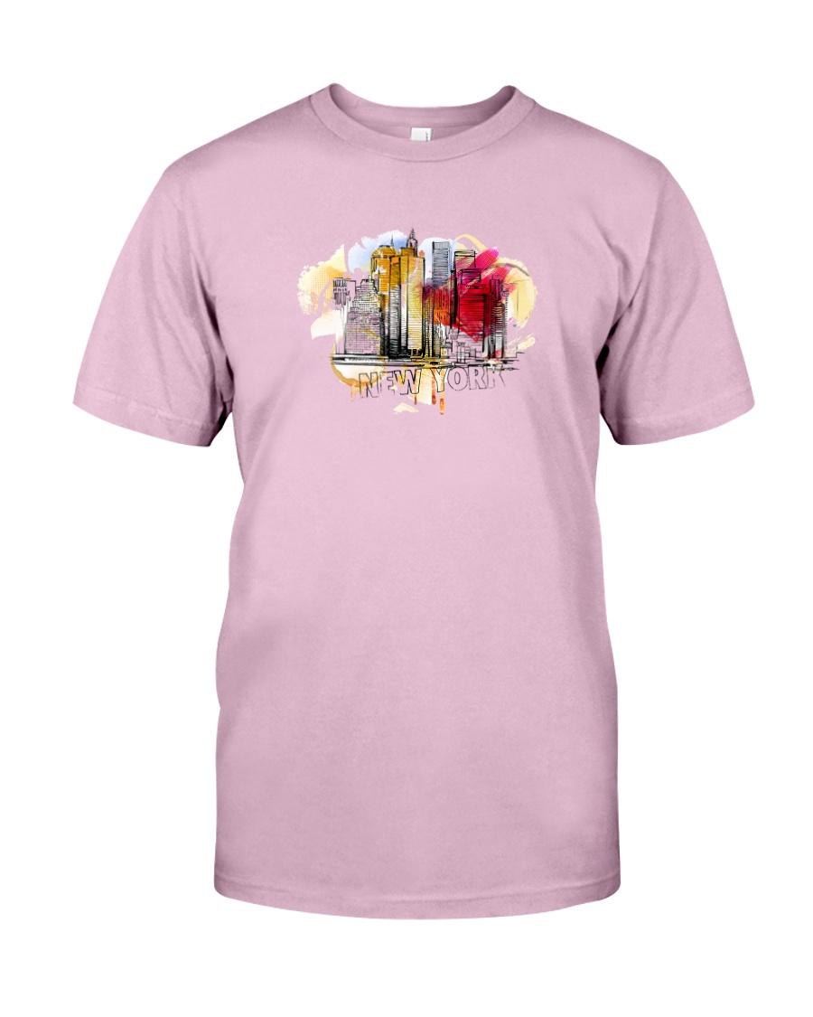 New York City - New York Classic T-Shirt