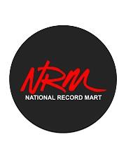 National Record Mart Circle Coaster thumbnail