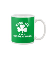 Kiss Me I'm a Golden Wave Mug thumbnail