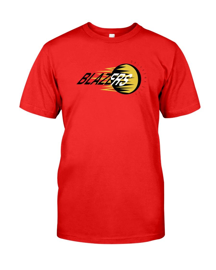 Oklahama City Blazers Classic T-Shirt