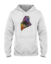 Maine Hooded Sweatshirt thumbnail