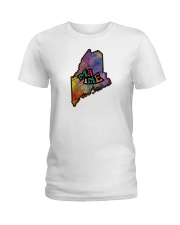 Maine Ladies T-Shirt thumbnail