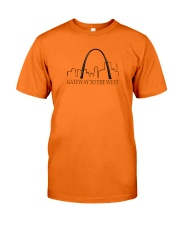 The St Louis Skyline Classic T-Shirt thumbnail