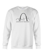 The St Louis Skyline Crewneck Sweatshirt thumbnail