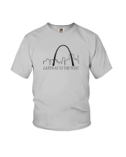 The St Louis Skyline Youth T-Shirt tile
