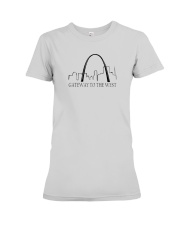 The St Louis Skyline Premium Fit Ladies Tee tile