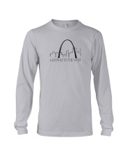 The St Louis Skyline Long Sleeve Tee thumbnail