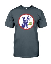 Kansas City Scouts Classic T-Shirt front