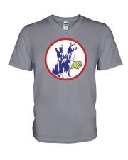 Kansas City Scouts V-Neck T-Shirt thumbnail