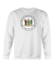 Great Seal of the State of Delaware Crewneck Sweatshirt thumbnail