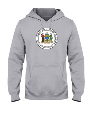 Great Seal of the State of Delaware Hooded Sweatshirt thumbnail