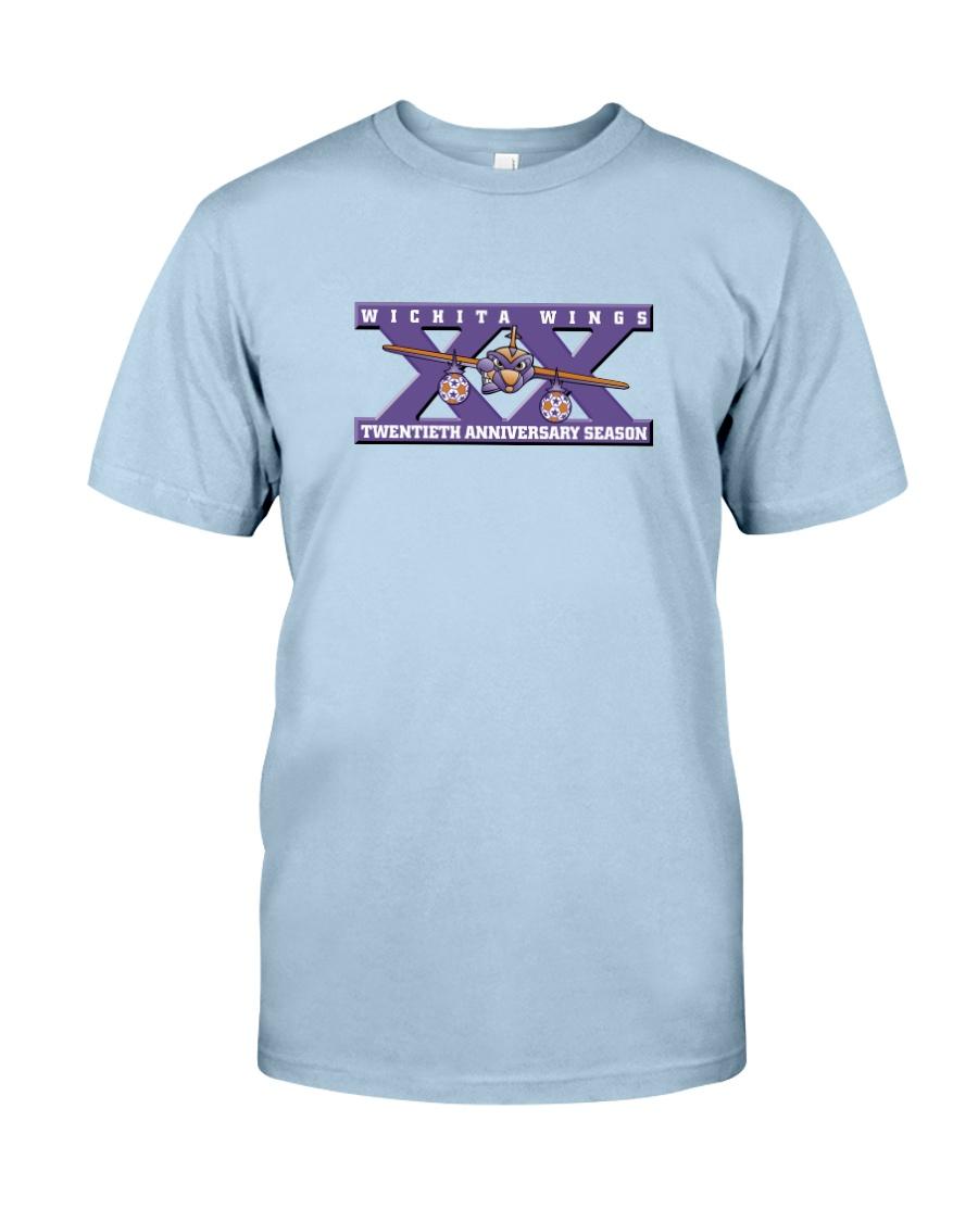 Wichita Wings Classic T-Shirt