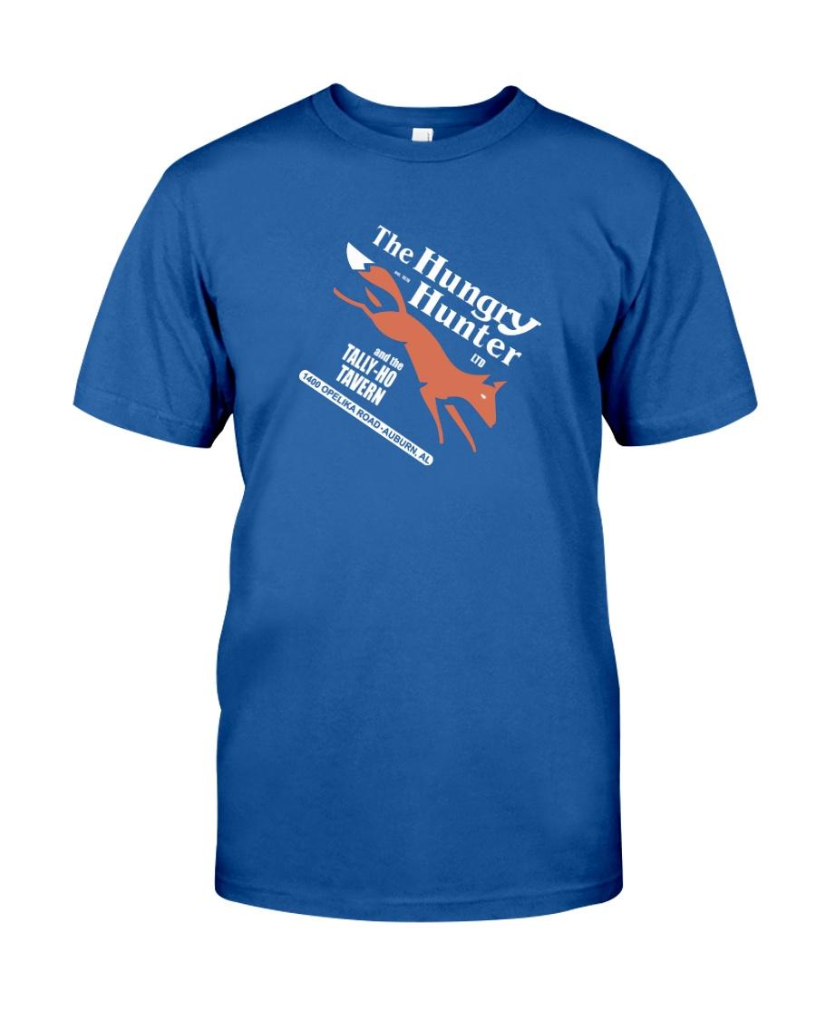 The Hungry Hunter - Auburn Alabama Classic T-Shirt