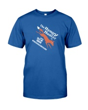 The Hungry Hunter - Auburn Alabama Classic T-Shirt front