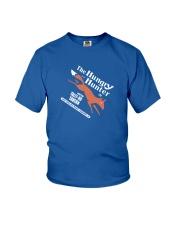 The Hungry Hunter - Auburn Alabama Youth T-Shirt thumbnail