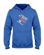 The Hungry Hunter - Auburn Alabama Hooded Sweatshirt thumbnail