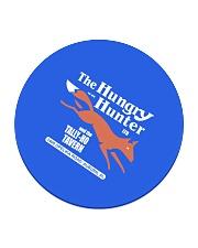 The Hungry Hunter - Auburn Alabama Circle Coaster thumbnail