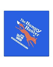 The Hungry Hunter - Auburn Alabama Square Coaster thumbnail