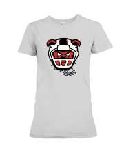 New Jersey Red Dogs Premium Fit Ladies Tee thumbnail