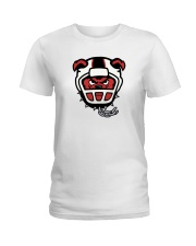 New Jersey Red Dogs Ladies T-Shirt thumbnail