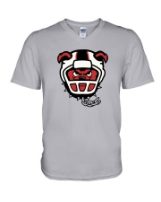 New Jersey Red Dogs V-Neck T-Shirt thumbnail