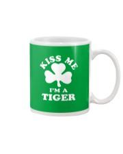 Kiss Me I'm a Tiger Mug thumbnail