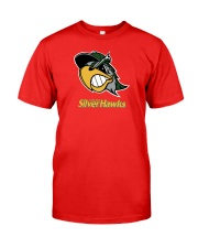 South Bend Silver Hawks Classic T-Shirt front