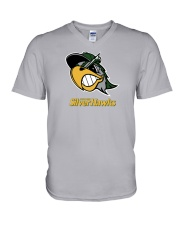 South Bend Silver Hawks V-Neck T-Shirt thumbnail
