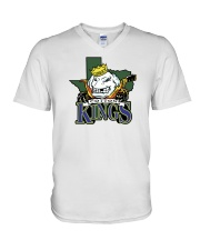 Lubbock Cotton Kings V-Neck T-Shirt thumbnail