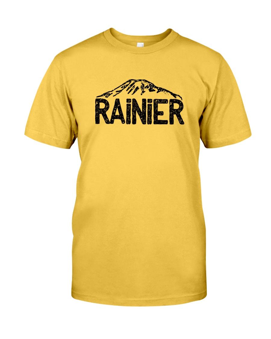 Mount Rainier - Washington Classic T-Shirt