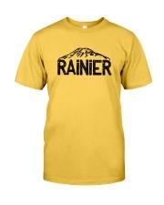 Mount Rainier - Washington Classic T-Shirt front