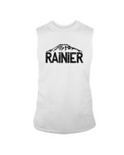 Mount Rainier - Washington Sleeveless Tee thumbnail