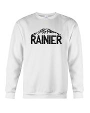 Mount Rainier - Washington Crewneck Sweatshirt thumbnail