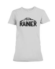 Mount Rainier - Washington Premium Fit Ladies Tee thumbnail