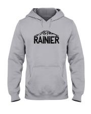 Mount Rainier - Washington Hooded Sweatshirt thumbnail