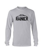 Mount Rainier - Washington Long Sleeve Tee thumbnail