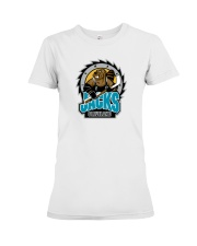 Cleveland Lumberjacks Premium Fit Ladies Tee thumbnail