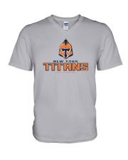 New York Titans V-Neck T-Shirt thumbnail