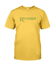 Riverside - California Classic T-Shirt front