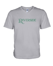 Riverside - California V-Neck T-Shirt thumbnail